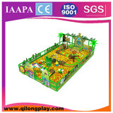 Оборудования 2016 спортивная площадка нового малышей Qilong крытая