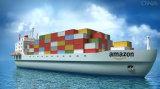 Expédition de mer de Chine à l'entrepôt du Canada Amazone