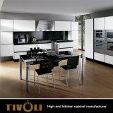 Мебель кухни картины MDF высокорослой печи кладовки Built-in белая (AP012)