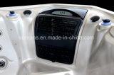 Jacuzzi de haute qualité de baquet chaud de STATION THERMALE de 2017 de modèle neuf personnes de la mode 7