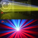 Double éclairage principal mobile d'étape légère de faisceau du prisme 330W