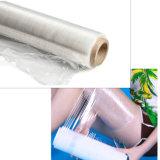 Le PE de film de protection de roulis enorme s'attachent film pour l'emballage de plafond d'extension