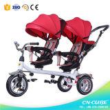 خداع حارّة رخيصة سعر طفلة يزاوج [تريسكل/] طفلة درّاجة ثلاثية