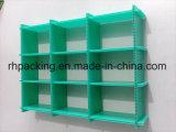 Scheda vuota grigia verde blu per la separazione, scheda del polipropilene pp di protezione di /Plastic di protezione in casella 3mm 4mm 5mm