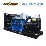 250kw verdoppeln Kraftstoff-leiser Typ Generator