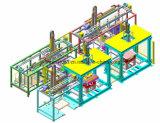 Ligne automatique de production de matériel d'Overedging de porte intérieure de véhicule