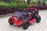 Красная педаль 80cc идет положительная величина Kart для малышей