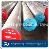 Aço frio do molde do trabalho do baixo Hardenability de D2/1.2379 Cr12Mo1V1