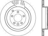 Тормозная шайба 350mm запасных частей провентилированное для Land Rover