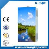 боилер воды газа Ng 8L, тип панель газохода стекла