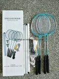 Сеть ракетки Shuttlecock комплектов ракеток Badminton для потехи