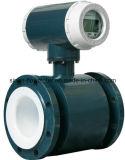 Compteur de débit électromagnétique d'application de traitement des eaux