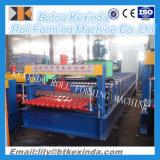 Machine de roulement de feuille de toit de fer ondulé