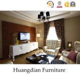 het vijfsterren Meubilair van de Slaapkamer van het Hotel van het Meubilair van het Contract van het Meubilair van de Luxe Houten (HD425)