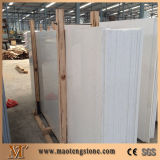 Boa qualidade da garantia de comércio e pedra de quartzo de Beatifull China/quartzo brancos artificiais da engenharia bancada da cozinha