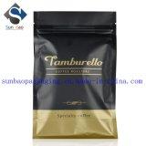 Ziploc flache Unterseiten-Aluminiumfolie-Kaffee-Beutel