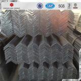 Barra di angolo d'acciaio nera fabbricante della torretta di perfezione S235jr del carbonio