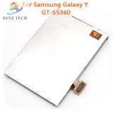 Affissione a cristalli liquidi dello schermo di tocco del telefono mobile per la parte di ricambio della galassia Y S5360 di Samsung