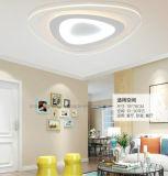 Luces de techo modernas del acrílico LED para el dispositivo de interior de la lámpara del techo de la iluminación para el dormitorio de la sala de estar