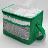 O saco Best-Selling do almoço do saco da isolação térmica de bloco de gelo (GB#395)
