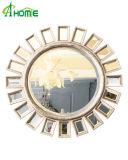 Decoratieve Spiegel van de Spiegel van de Muur van de Badkamers van de Spiegel van de Ambacht van de Badkamers van de Kunst van het Knutselen van Newsest de Met de hand gemaakte Bloem Gevormde