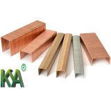 Grapas neumáticas para el material para techos, empaquetando, Furnituring, construcción de 92 series