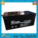 Batería de plomo sin necesidad de mantenimiento de 12V 250ah para el recurso médico