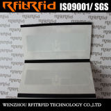 Etiqueta programable de la impresión RFID de la inyección de tinta de la frecuencia ultraelevada RFID para el activo que sigue a la gerencia