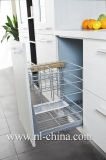 Armadio da cucina della lacca del PVC di MFC di offerta