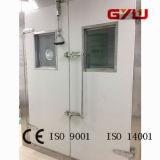 Puerta convexa para la conservación en cámara frigorífica/la hoja doble