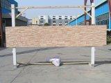 Revestimiento roto del cemento de la fibra del ladrillo de la pared exterior