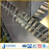 Rivestimento di alluminio personalizzato del laminatoio del comitato del favo di formato