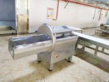 Industriel Automatique Big Row Saucisse Viande Jambon Bacon Cheese Fish Slicer Tranchage Cutting Machine
