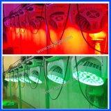 Etapa de lavado LED 36PCS * 12W RGBW luz principal móvil