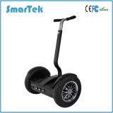 Smartekのスクーター2の車輪の大人およびティーネージャー都市のための電気永続的なスクーターのPatinete Electricoのゴルフ車17インチ