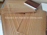 Tarjeta de madera del cemento de la fibra del grano de FC