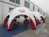 Neuer Entwurfs-kundenspezifisches aufblasbares bekanntmachendes Zelt für Verkauf