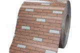 Korn StahlCoi Eisen-Ring des Wand-Ziegelstein-Entwurfs-PPGI/Brick