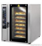 Máquina rotatoria de la hornada del pan de la invasión del estante