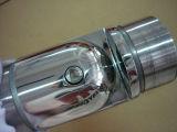 Conetor interno ajustável da câmara de ar do aço inoxidável para o corrimão