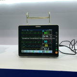 Ce Certified 15 Inch Hospital Equipment Portable Patient Monitor