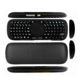 2.4G handbediend Draadloos MiniToetsenbord met Muis Touchpad