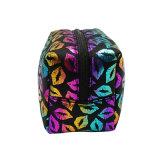 リップの新しい女性の柔らかい構成スポンジが付いている装飾的な袋箱