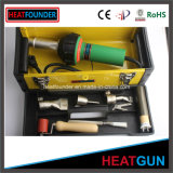 세륨 Approved를 가진 1600W Green Hot Air Soldering Gun