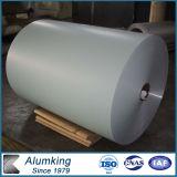 Enroulement en aluminium hydrophile pour des joints de fiole