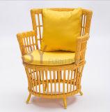 by-489 comerciano la mobilia all'ingrosso Three-Piece del giardino della Camera di caffè del balcone della poltrona