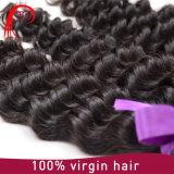 Das meiste populäre Jungfrau-brasilianische lockige Haar 100%