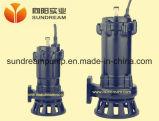 Qwシリーズ下水、沈積物、スラリーのための浸水許容の水ポンプ