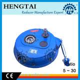 Caja de engranajes montada eje helicoidal de Bonfilioli TA para la banda transportadora