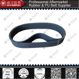 Ribbed V Belt / Poly V Belt / dentadas V Belt / Fan Belt